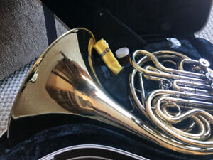 Yamaha Double Horn YHR-664 Excellent Condition