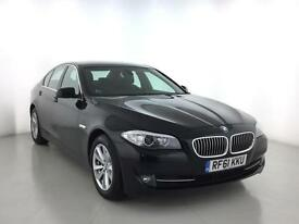2012 BMW 5 SERIES 520d SE 4dr Step Auto [Start Stop]