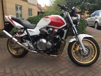 Honda CB1300 A-9 2009 model with only 5800 genuine miles!