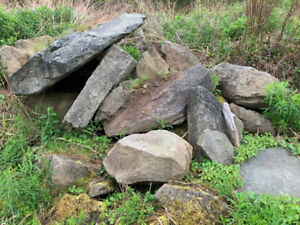 Very Large Boulders
