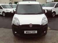 Fiat Doblo 1.3 Multijet SX 90ps DIESEL MANUAL WHITE (2014)
