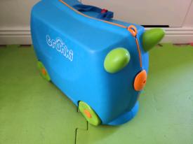 Original Trunky kids toy suitcase