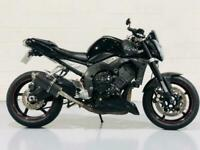 Yamaha FZ1-N ! LOADED WITH CARBON
