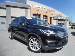 Lincoln MKC AWD 2.0 L ECOBOOST, GPS, CUIR, CAM ET +, PRÊT ! 2016