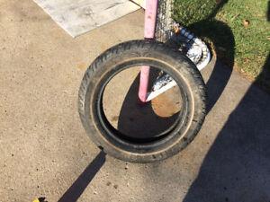 Harley Davidson front tire by Dunlop MT90B16 M/C 72H