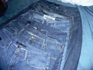 6 Pair of Designer Jeans