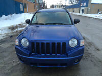 2007 Jeep Compass SUV, Crossover,Limited,New,Safety 4X4(69000KM)