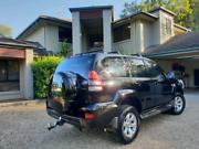 Toyota Landcruiser Prado GXL Tallai Gold Coast City Preview