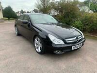 2008 Mercedes-Benz CLS CLS 320 CDI 4dr Tip Auto COUPE Diesel Automatic