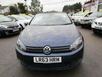 2013 Volkswagen Golf 2.0 TDI BlueMotion Tech SE BlueMotion Cabriolet 2dr