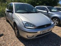 2004 54 Ford Focus 1.8i 16v 2004MY LX - CHEAP PART EXCHANGE TO CLEAR - LONG MOT