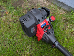 Troy Built gas trimmer