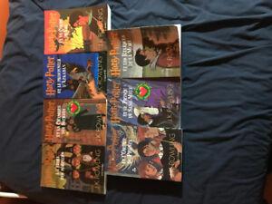 7 livres : Harry Potter (en français)