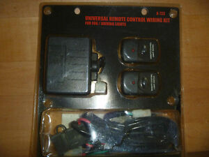 MOTORCYCLE/CAR/TRUCK/BOAT remote lighting control