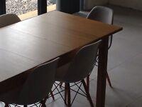 IKEA Large Extendable Table Oak