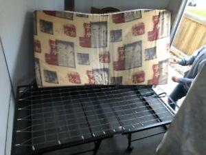 Bedroom cot