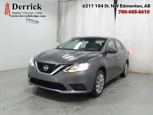 2016 Nissan Sentra   4 Dr 1.8S power Group A/C  $87.60 B/W