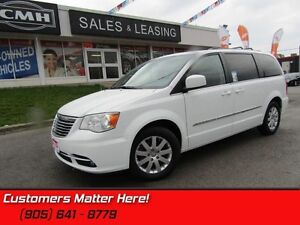 2015 Chrysler Town  Country Touring   REAR CAM, QUADS, BLUETOOTH