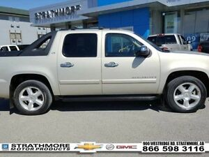 2008 Chevrolet Avalanche LTZ-Leather-Sunroof