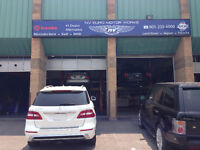 Audi Service and Repair - Newmarket