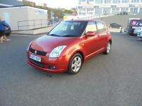 2007 Suzuki Swift 1.5 ( 101bhp ) GLX Finance Available