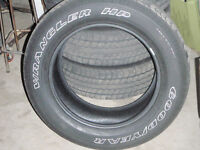 "4-20"" GOODYEAR WRANGLER HP TIRES"
