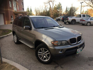 2005 BMW X5 Leather SUV, Crossover