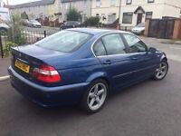2002/52 BMW 320 SE