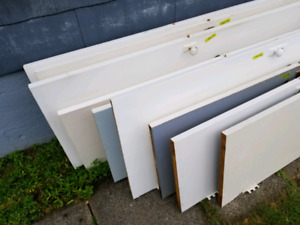 Solid Slab Doors in Various Sizes