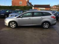 2012 FORD FOCUS 1.6 TDCi Edge 5dr