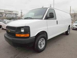 2016 Chevrolet Express Cargo 2500 ALLONGE, GR ELECTRIC, V8