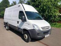 ULTRA RARE EXTRA LWB Iveco Daily 60 C17 3.0 Diesel 6.5T. TWIN WHEELS. ONE OWNER.