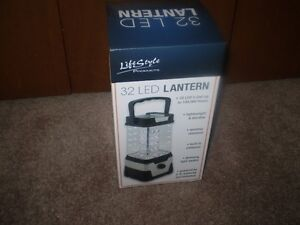 32 LED LANTERN / With Compas and Dimming Switch ( NEW )