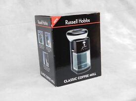 Classic Coffee Mill + Citrus Juicer