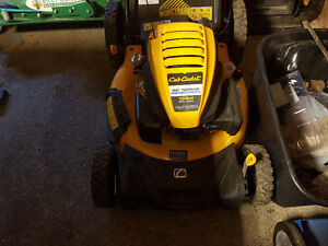 NEW CUB CADET MOWER with BAGGER