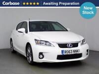 2013 LEXUS CT 200h 1.8 Advance 5dr CVT Auto