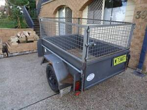 Cage trailer 5 x 3.5 Kambah Tuggeranong Preview