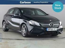 2017 Mercedes Benz A Class A180d AMG Line Premium Plus 5dr HATCHBACK Diesel Manu
