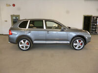 2004 PORSCHE CAYENNE TURBO 450HP! NAVI! SPECIAL ONLY $14,900!!!!
