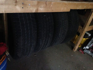265/70R18 truck tires Cornwall Ontario image 1