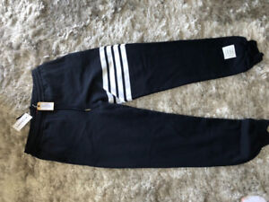 Thom browne navy blue pants
