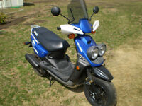 Scooter Yamaha YW50 2008