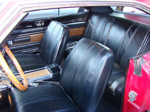 Console for a 68 b- body Plymouth,