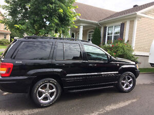 2001 Jeep Grand Cherokee 60e VUS