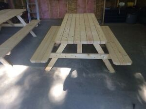 Picnic & Farmers Tables - The Best Quality & Prices.