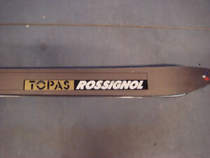 ski Rossignol with binding