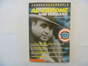 FAMOUS DEAD PEOPLE - Al Capone And His Gang