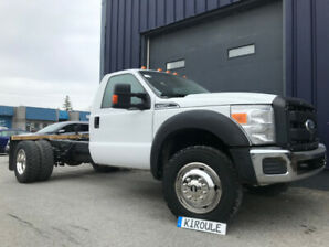 2014 Ford F-550 4X4