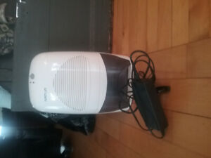 Dehumidifier for small space