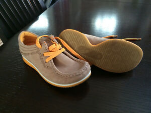 Brand New - Never Worn Size 30 / Size 12 Boys Ecco Shoes !
